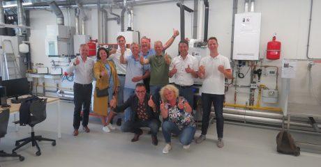 Regiobestuur Friesland VNO NCW Noord op duurzame expeditie bij Centrum Duurzaam