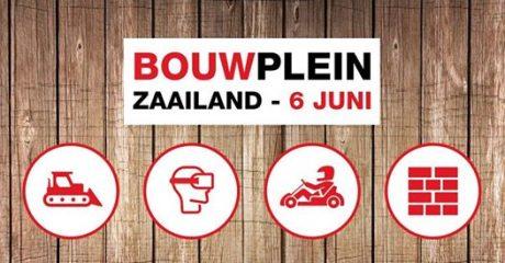 Bouwfeest op Zaailand Leeuwarden voor jong en oud