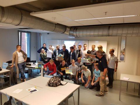 Challenge Ecokubus voor bouwstudenten Sneek en Emmeloord
