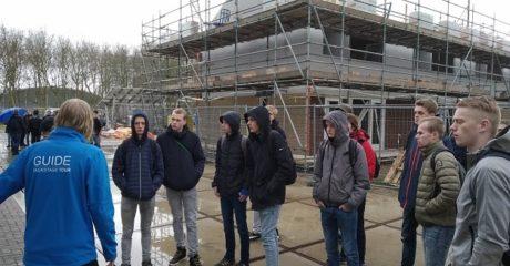 Excursie TU Delft bereidt studenten voor op levensecht projectonderwijs