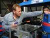 Studenten ROC Friese Poort koppelen waterstofauto aan ECOkubus