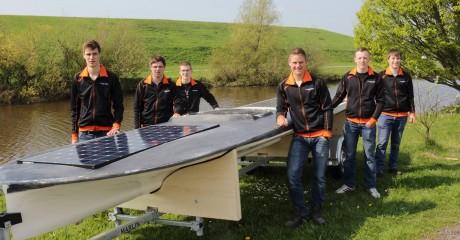 Innovatieproject Solar Boat Leeuwarden