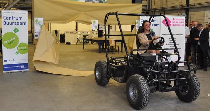 Innovatieproject Frisian Eco-Car