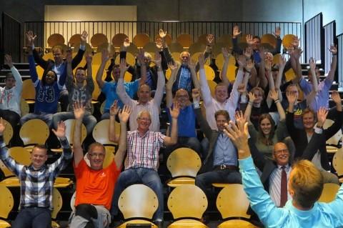 Inspirerende Duurzaam Doen lezing ROC Friese Poort over daken en regeltechniek in woningen