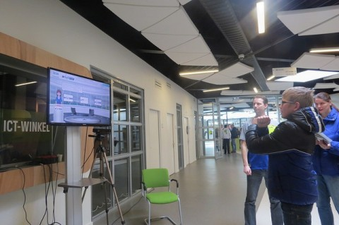 Vernieuwde technieklocatie ROC Friese Poort trekt veel scholieren