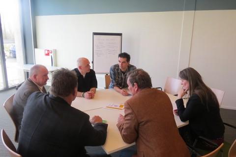 Stagebedrijven bespreken de ideale BPV bij Centrum Duurzaam
