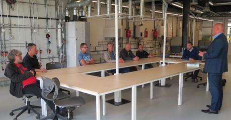 Vakbekwaamheidsopleidingen installatiebranche in Leeuwarden