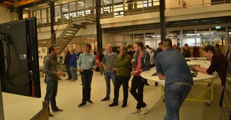 ROC Friese Poort wisselt duurzame ervaringen uit met Europese partners