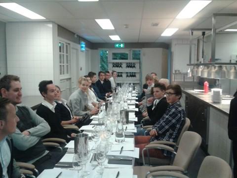 Duurzaam voedsel bereiden onderdeel van Emergo Talentklas Horeca