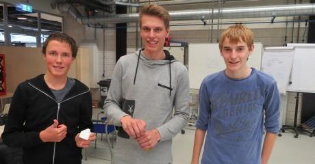 3D als nieuwe techniek vraagt nieuwe leerwerkhouding van bouwstudenten Sneek