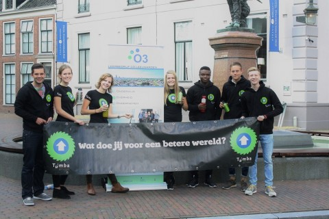 Centrum Duurzaam daagt studenten uit met Upgrade: 'The Bottle exchange'
