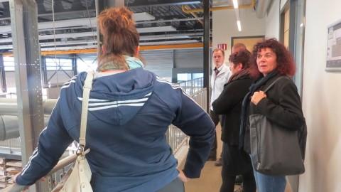 Mentoren VMBO op bezoek bij Centrum Duurzaam