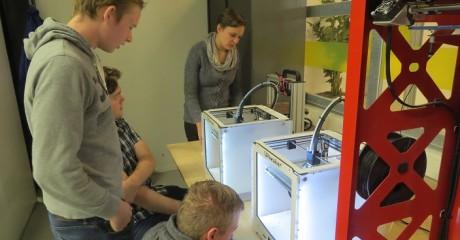 Centrum Duurzaam bereidt studenten Emmeloord voor op composietbeurs