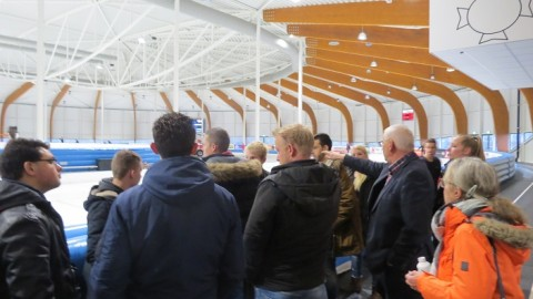 Elfstedenhal duurzame inspiratie voor bouwstudenten ROC Friese Poort