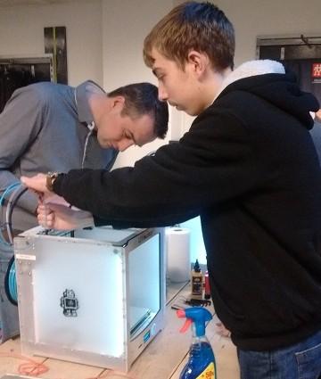 3D printen Outlet Dokkum voor winkelend publiek en winkeliers