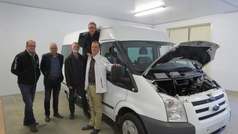 ROC Friese Poort bouwt mee aan ECObus Het Bildt