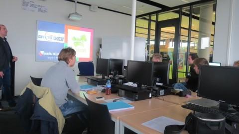 Breeam gastles voor bouwstudenten ROC Friese Poort Drachten