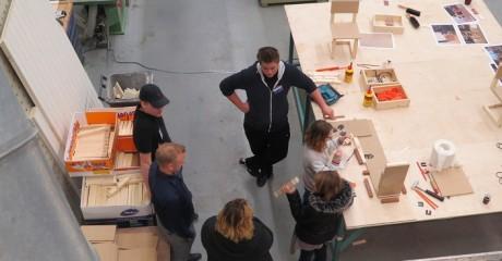 Techniekonderwijs ROC Friese Poort in Leeuwarden trekt veel bezoekers