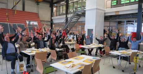 ROC Friese Poort wint rij2op5 bedrijven award