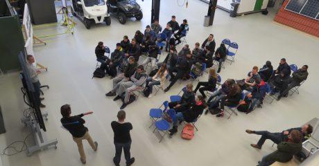 Workshop duurzaamheid voor VMBO door HBO op MBO