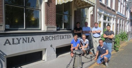 Architect Harlingen denk met studenten mee over ECOkubus 2.0