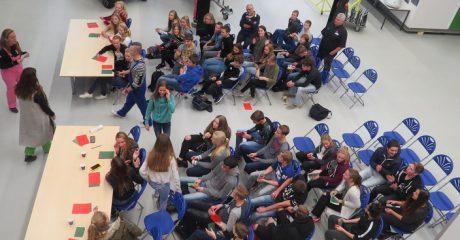 Technisch doe programma voor TL leerlingen Campus Middelsee bij Centrum Duurzaam