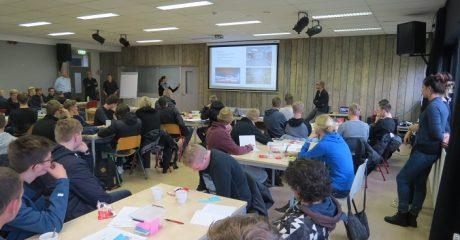 LED Challenge voor MKE studenten ROC Friese Poort Drachten