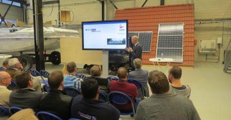 17 januari 2017: DuurzaamDoen lezing over Energiemonitoring