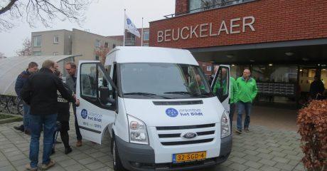 Met ECObus geeft Zorgcentrum Het Bildt taxivervoer een nieuwe dimensie