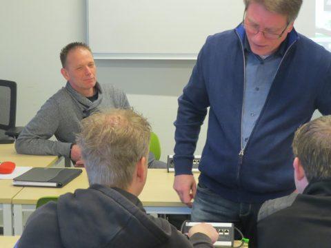 Praktijkles veiligheid meetinstrumenten voor Servicemonteurs Installatietechniek Duurzaam
