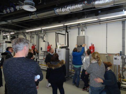 Praktijkdag duurzaamheid voor studenten dienstverlening ROC Friese Poort Sneek
