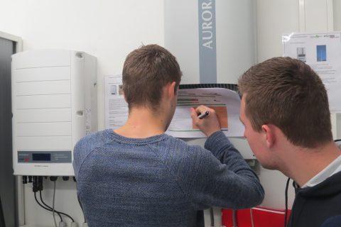 Nul op de meter levensecht project voor bouwstudenten ROC Friese Poort