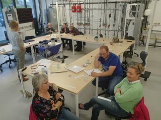 14 energieke inwoners gemeente Leeuwarden opgeleid tot energiecoach