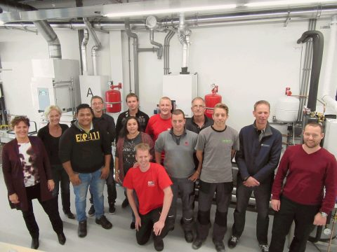 Start MBO scholingstraject installatiebranche in Leeuwarden