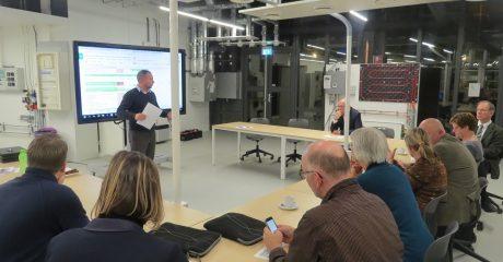 Werkbezoek CDA Statenfractie Fryslân in Duurzaam Doen Huis