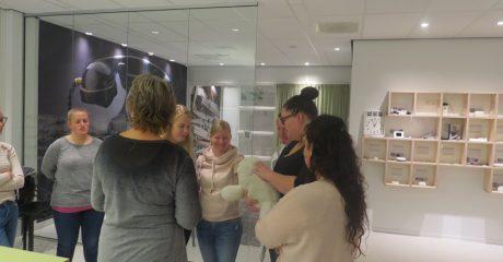 Huis van het Heden inspireert zorgstudenten ROC Friese Poort