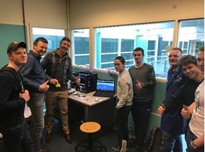Workshop 3D printen bereidt VMBO leerlingen CSG Bogerman voor op examen