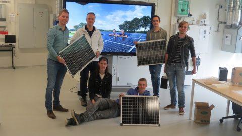 Aftrap off-grid Challenge voor studenten Elektrotechniek
