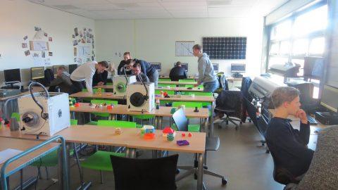 Met 3D print workshop maken bouwstudenten ontwerp tiny house tastbaar