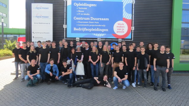 Factory 4.0 Internationale Challenge ROC Friese Poort