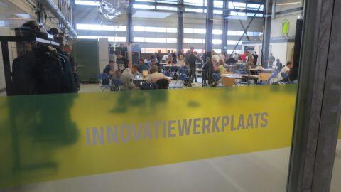 LYTShuske als Challenge voor eestejaars bouw en infrastudenten ROC Friese Poort
