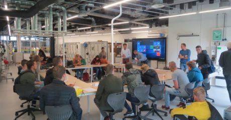 Detailhandel studenten zetten eerste stappen naar energie ambassadeurs