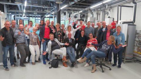 Woningstichting Weststellingwerf in Duurzaam Doen Huis