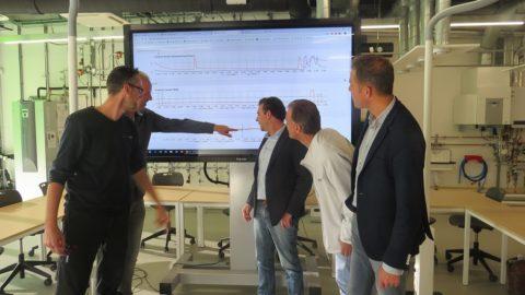Energiehuishouding ROC Friese Poort aangestuurd door zelflerende software