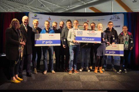 NIVO groep wint eerste editie Duurzame Innovatie Challenge