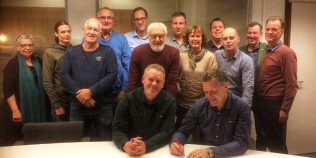 ROC Friese Poort bezoekt netwerkbijeenkomst Netwerk Energieneutraal Noordoostpolder