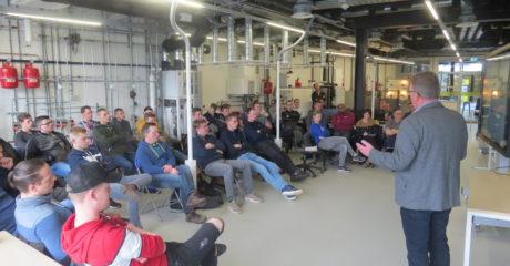 Brine/water warmtepompen bieden hoog rendement