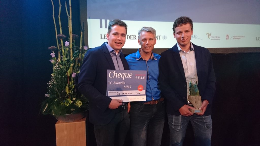 Ids, Jurjen en Hette LC Awards