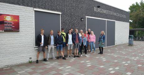 Duurzame excursie naar Ameland voor ROC Friese Poort-studenten Bouwkunde