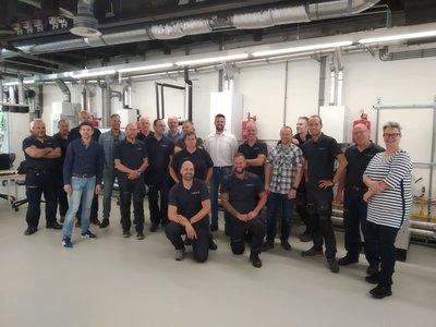 Workshop woningverduurzaming voor werknemers De Huismeesters uit Groningen